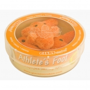 Athlete´s Foot Petri Dish